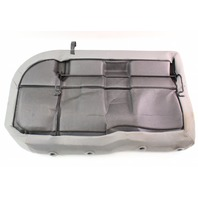 RH Rear Back Seat Cushion & Cover 02-05 VW Jetta Golf MK4 Grey Cloth - Genuine