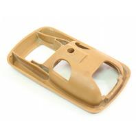 Interior Door Pull Handle Trim 75-84 VW Rabbit Jetta MK1 Brown - 171 837 235