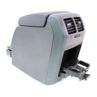 Armrest Center Console 05-10 VW Rabbit GTI Jetta MK5 Dark Gray - Genuine
