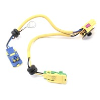 RH Dash Air Bag Plugs Wiring Harness 05-10 VW Jetta Rabbit MK5 ~ 4E0 973 805