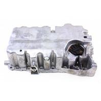 Engine Oilpan Oil Pan 2.0T BPY 05-08 VW Jetta GTI Passat Eos Mk5 ~ 06F 103 603 B
