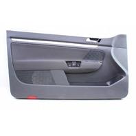 Driver Front Interior Door Panel Card 05-09 VW Golf GTI Rabbit MK5 2 Door