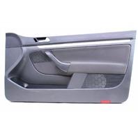 RH Front Interior Door Panel Card 05-09 VW Golf GTI Rabbit MK5 2 Door