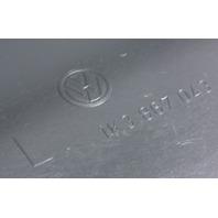 LH Rear Door Seat Side Panel 06-09 VW Rabbit Golf GTI MK5 - 1K3 867 043