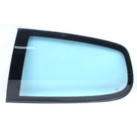 LH Rear Quarter Window Side Back Glass 06-09 VW Rabbit GTI MK5 - Blue Tint
