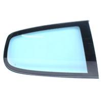 RH Rear Quarter Window Side Back Glass 06-09 VW Rabbit GTI MK5 - Blue Tint