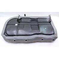 RH Rear Back Seat Cushion & Cover 99-05 VW Jetta Golf MK4 Grey Leather - Genuine