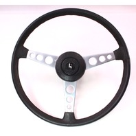 Rare 3 Spoke Sport Wolfsburg Steering Wheel 75-84 VW Rabbit GTI Scirocco MK1
