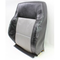 RH Front Seat Back Rest Leather Cover & Foam 02-05 VW Beetle Turbo S - 2 Tone