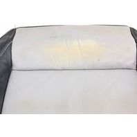 Front Seat Cushion Leather Cover & Foam 02-05 VW Beetle Turbo S - 2 Tone