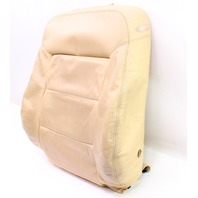 LH Front Seat Back Rest Cushion & Cover VW 01-05 Passat B5.5 Heated Leather