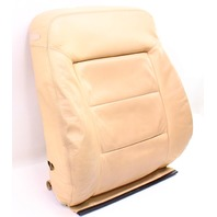 RH Front Seat Back Rest Cushion & Cover VW 01-05 Passat B5.5 Heated Leather