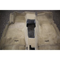 Interior Floor Carpet 01-05 VW Passat B5.5 Sunshine Beige Genuine 3B1 863 367 AL