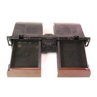 Center Dash Cubby Drawers Wood Trim 06-10 VW Passat B6 - 3C0 858 407