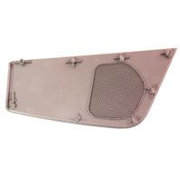 RH Front Speaker Grill Cover 06-10 VW Passat B6 - Latte - 3C1 868 158 B