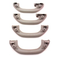 Upper Ceiling Grab Handle Set 06-10 VW Passat B6 - Latte - 1K0 857 607 J / H