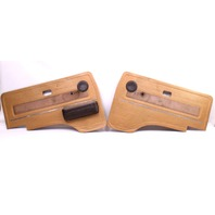 Front Brown Door Panel Cards VW Vanagon T3 Syncro Westfalia - Genuine