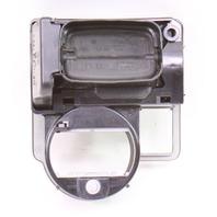 LH Driver Dash Air Vent Switch Trim VW Jetta MK4 ~ Flush Fold ~ 1J1 819 703 E