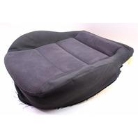 Front Seat Cushion & Cover 04-05 VW Jetta Golf MK4 Dark Grey Cloth Genuine