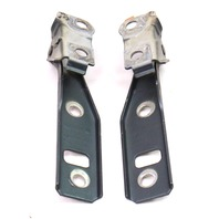 Hood Hinges Pair 99-05 VW Jetta Golf GTI MK4 - LB6X Green - 1J0 823 301 & 302 A