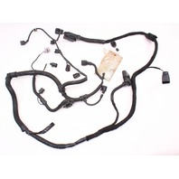 Engine ECU Wiring Harness 2004 VW Golf MK4 - 2.0 BEV - Genuine