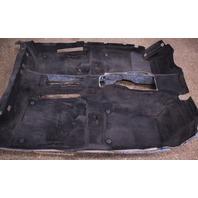 Interior Floor Carpet 01-05 VW Passat B5.5 ~ Black ~ Genuine ~ 3B1 863 367 AQ