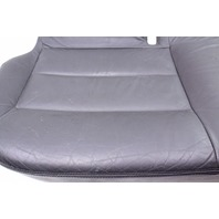 RH Rear Lower Seat Cushion & Cover 01-05 VW Passat Wagon B5.5 Dark Grey Leather