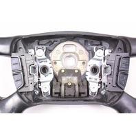 Black Leather Steering Wheel VW Passat B5 B5.5 Jetta GTI Mk4 - 1J0 419 091 DH