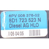 Accelerator Pedal 04-05 VW Passat B5.5 TDI Diesel - Genuine - 8D1 723 523 N