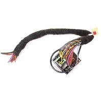 Premium 6 Head Unit Pigtail Wiring Plug VW Jetta Golf Mk4 Passat B5.5 - Genuine
