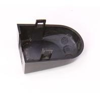 RH Exterior Door Handle Thumb Cap 98-10 VW Beetle - L041 Black - 1C0 837 879 A