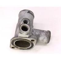 Metal Coolant Flange VW Jetta Rabbit Scirocco MK1 - Genuine - 026 906 163 A