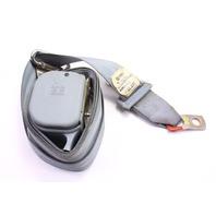 LH Front Seatbelt Shoulder Belt 80-83 VW Rabbit Pickup MK1 - Grey - 179 857 705
