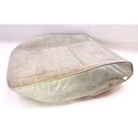 Front Seat Cushion & Cover Cloth 75-84 VW Rabbit Pickup Caddy MK1 Grey - Genuine