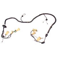 Complete Tail Light Lamp Bulb Wiring Harness 80-83 VW Rabbit Pickup Caddy MK1