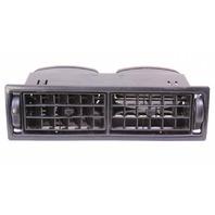 Interior Dash Center Air Vents 85-92 VW Jetta Golf MK2 - Genuine - 191 819 709 A
