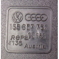 RH Front Seat Belt SeatBelt Receiver Buckle 85-92 VW Jetta Golf MK2 155 857 756