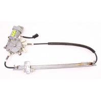 LH Rear Power Window Regulator & Motor 88-92 VW Jetta Golf Mk2 - Genuine