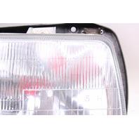 LH Headlight Head Light Lamp 85-92 VW Jetta Golf Mk2 ~ Genuine ~