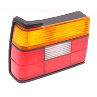 LH Tail Light Lamp Taillight 85-92 VW Jetta MK2 - Genuine