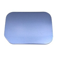 Gas Fuel Door Lid Cover 85-92 VW Jetta Golf GTI MK2 - LA5Z Blue - 321 809 905
