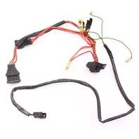 Fan Radiator Temp Engine Wiring Harness 88-92 VW Jetta Golf GTI MK2 - Genuine