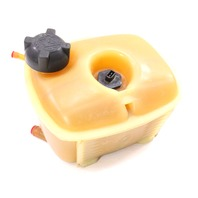 Coolant Reservoir Expansion tank 85-92 VW Jetta Golf MK2 Genuine - 191 121 407 F