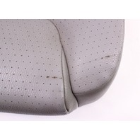 LH Front Seat Lower Cushion & Cover 06-10 VW Passat B6  - Grey Vinyl - Genuine