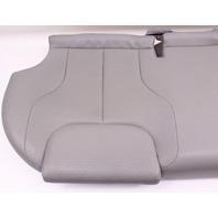 Back Rear Seat Cushion Bench 06-10 VW Passat B6 Grey Vinyl - 3C5 885 319 H
