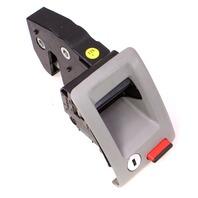 RH Rear Seat Fold Latch Lock Release 06-10 VW Passat B6 - Grey - 3C5 885 682