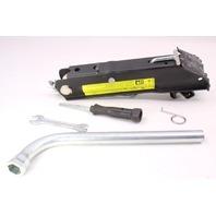 Trunk Spare Tool Kit Jack Lug Wrench 06-10 VW Passat B6 - 3C0 011 031 B