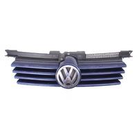 Front Upper Grill Grille 99-05 VW Jetta MK4 LG5V Blue - Genuine - 1J5 853 655 C