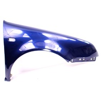 RH Fender 99-05 VW Jetta MK4 LG5V - Royal Blue - Genuine - 1J0 821 156