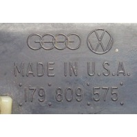 Fuel Gas Tank Door Flap Cover Lid 80-83 VW Pickup Caddy Truck Mk1 ~ 179 809 575